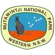 Logo mutawintji national park western nsw