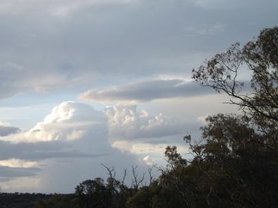 mutawintji heritage tours clouds