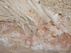 mutawintji heritage tours mutawintji various hand stencils