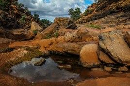 mutawintji heritage tours mutawintji gorge walk waterholes